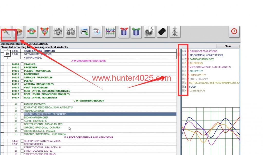 how to use hunter 4025 nls analyze (3)