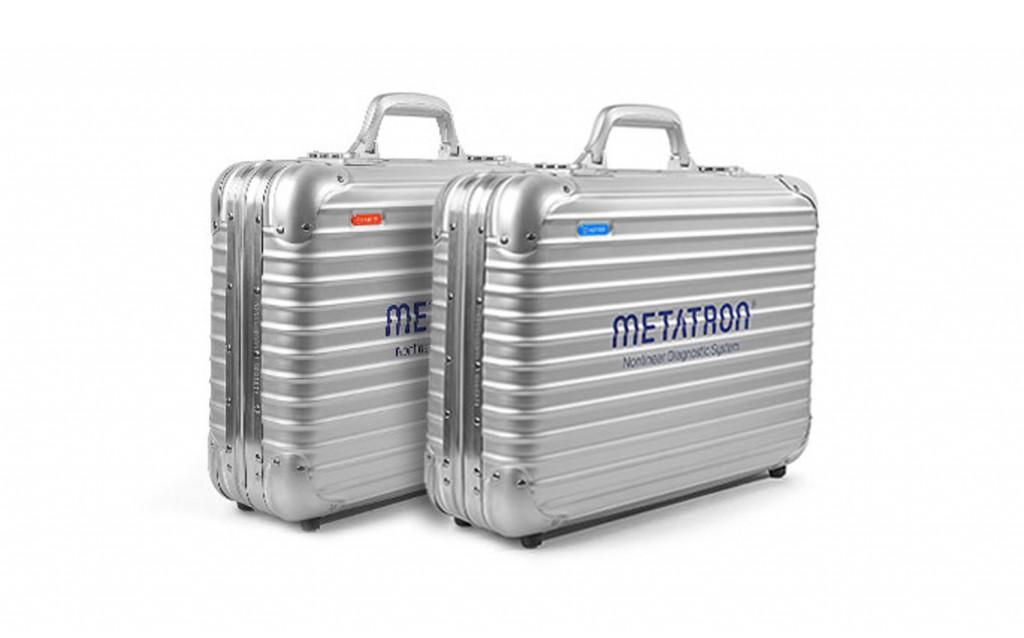 original packaging arrangement of metatron 8