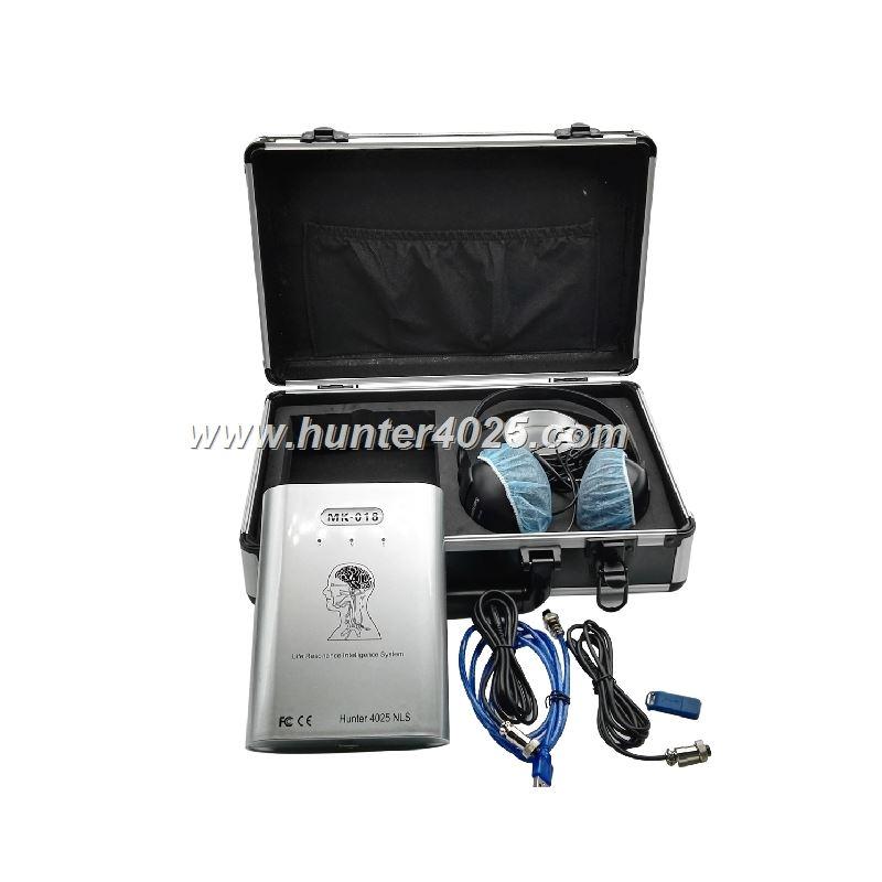 OEM Dm4025 newest metatron hunter nls system 4025 bioresonance health scan and therapy body analyzer