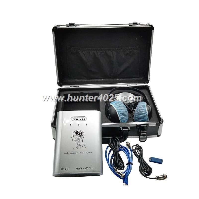 Advanced 818 nls 4025 hunter health analyzer
