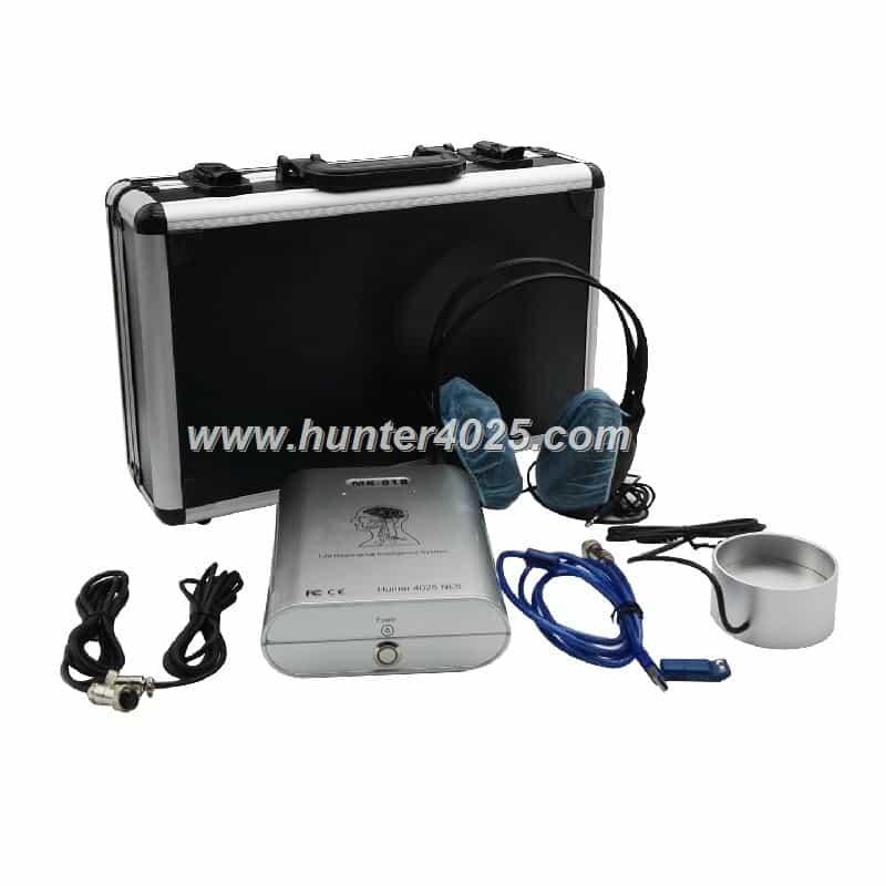 Healing Treatment Metatron Nls 4025 Hunter Body Analyzer for Bones Inspection Equipment