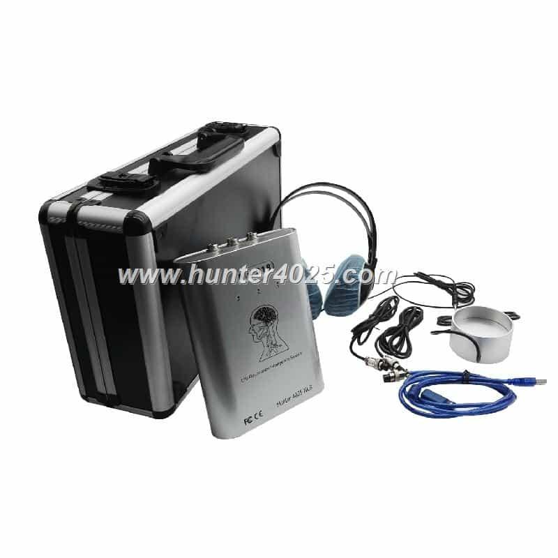 Hunter 4025 for Quantum Detector