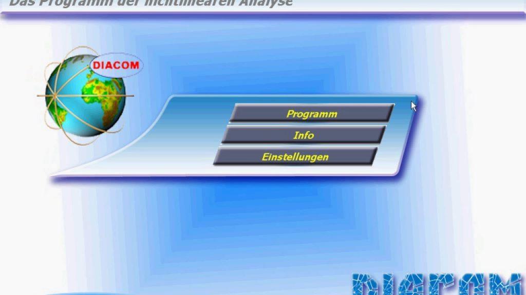 3d nls health analyzer software