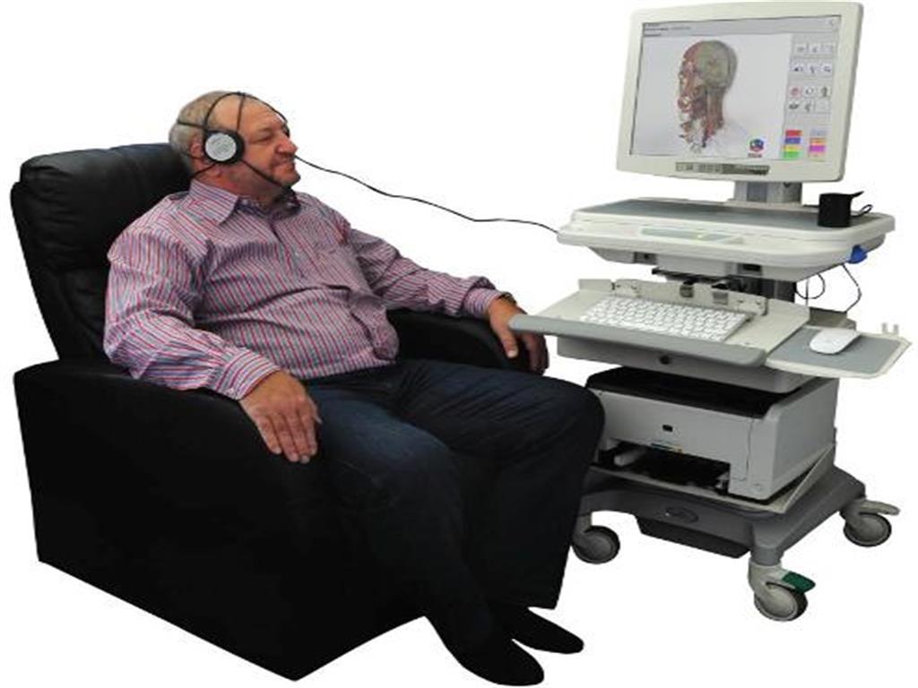 sistema diagnostico metatron