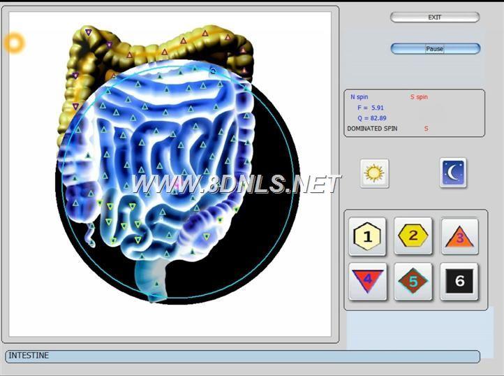 bioplasm nls health analyzer