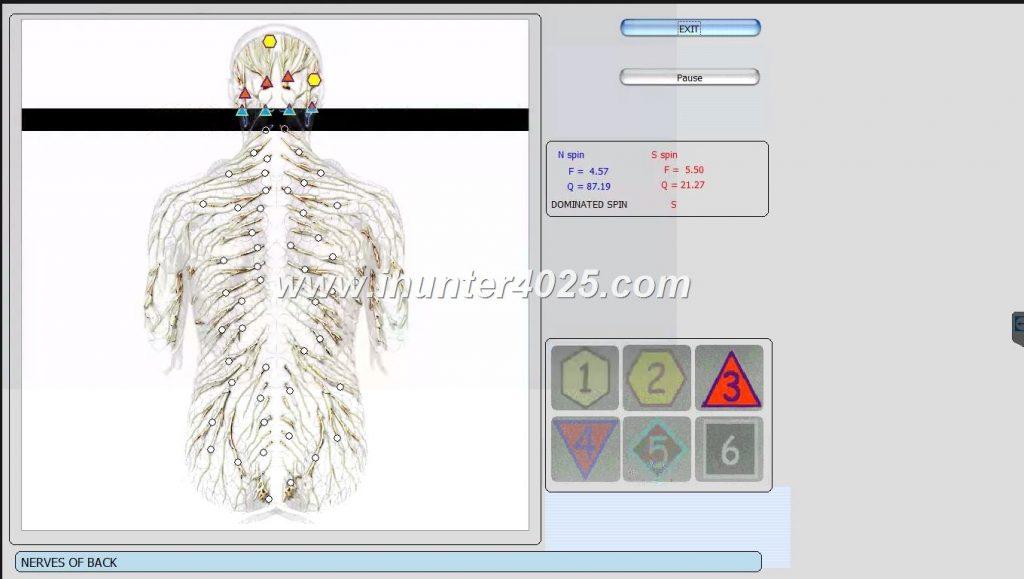oberon nls diagnostic device