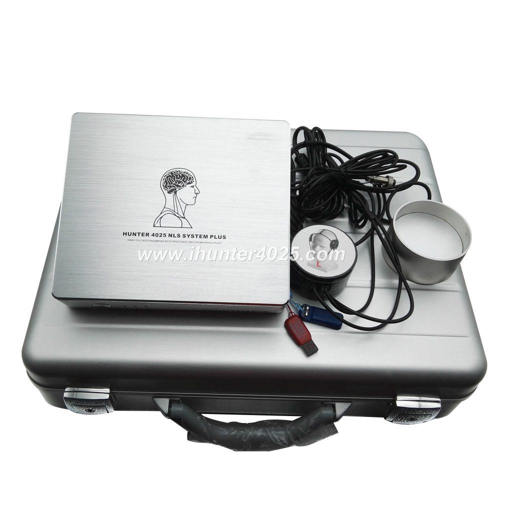 bioresonance scanning device