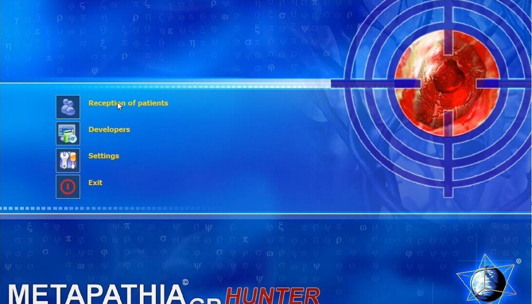 Bioresonanz metatron 4025 hunter